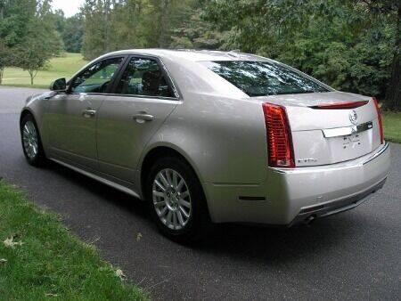 2013 Cadillac CTS AWD 3.0L Luxury 4dr Sedan - High Point NC