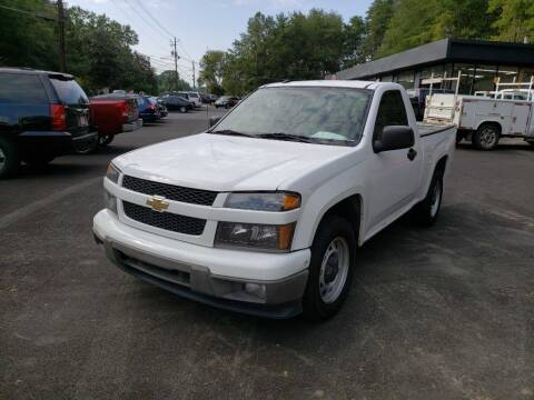 2012 Chevrolet Colorado for sale at Curtis Lewis Motor Co in Rockmart GA