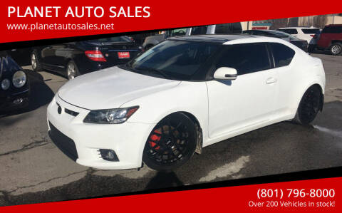2011 Scion tC for sale at PLANET AUTO SALES in Lindon UT