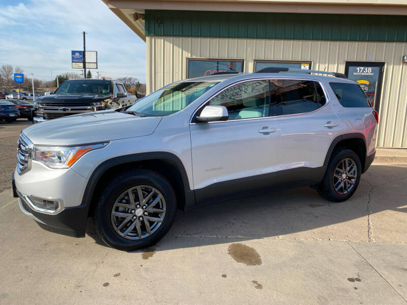 2019 GMC Acadia for sale at Murphy Motors Next To New Minot in Minot ND