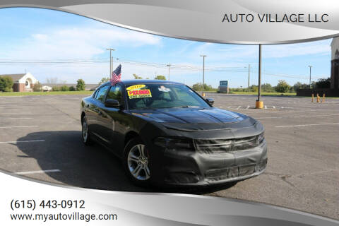 2016 Dodge Charger for sale at AUTO VILLAGE LLC in Lebanon TN