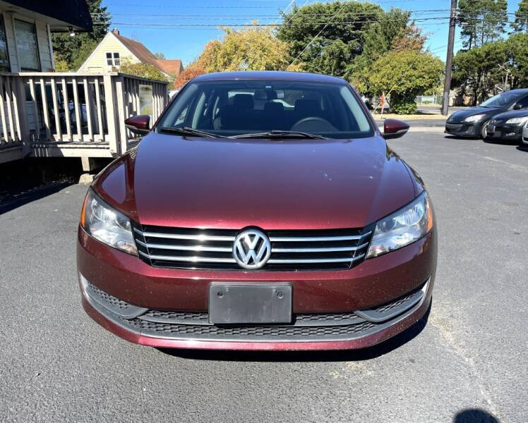 2012 Volkswagen Passat for sale at Life Auto Sales in Tacoma WA