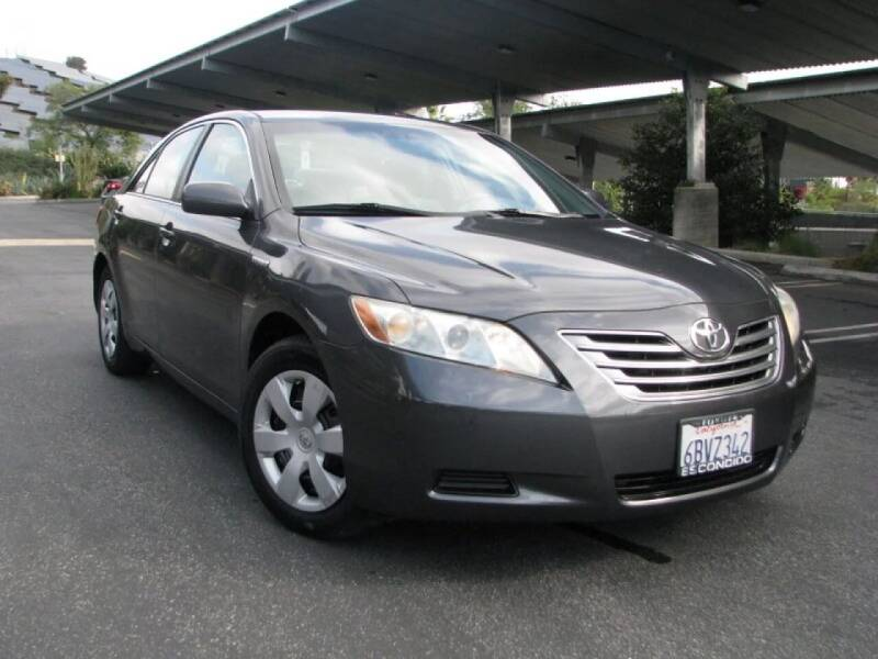 2008 Toyota Camry Hybrid for sale at Used Cars Los Angeles in Los Angeles CA