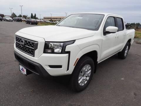 2022 Nissan Frontier for sale at Karmart in Burlington WA
