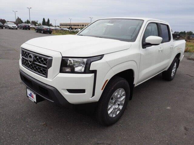 2022 Nissan Frontier for sale in Burlington, WA