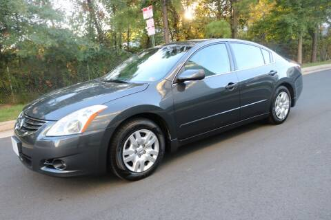 2012 Nissan Altima for sale at Epic Motor Company in Chantilly VA