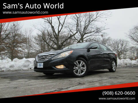 2011 Hyundai Sonata for sale at Sam's Auto World in Roselle NJ