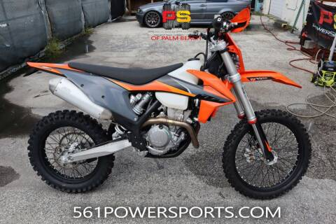 2021 KTM 350 XCF-W for sale at Powersports of Palm Beach in Hollywood FL