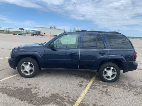 2007 Chevrolet TrailBlazer for sale at Revolution Motors LLC in Wentzville MO