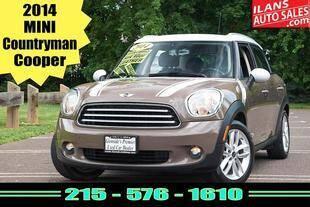2014 MINI Countryman for sale at Ilan's Auto Sales in Glenside PA