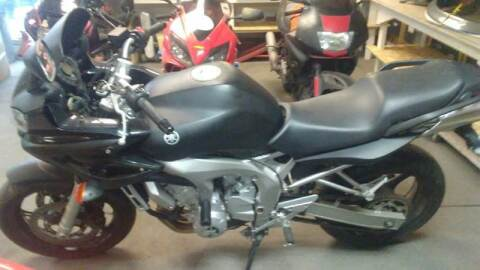 2005 Yamaha FZ6 for sale at Southtown Auto Sales in Albert Lea MN