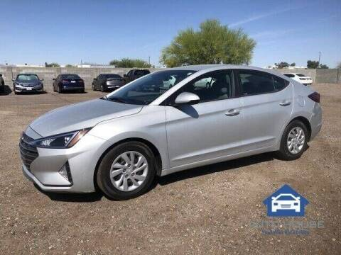 2019 Hyundai Elantra for sale at MyAutoJack.com @ Auto House in Tempe AZ