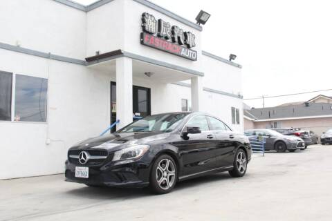 2014 Mercedes-Benz CLA for sale at Fastrack Auto Inc in Rosemead CA
