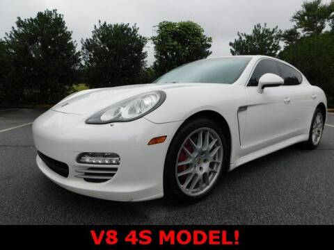2010 Porsche Panamera for sale at Redline Performance group LLC in Douglasville GA