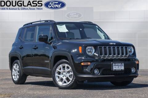 2020 Jeep Renegade for sale at Douglass Automotive Group - Douglas Chevrolet Buick GMC in Clifton TX