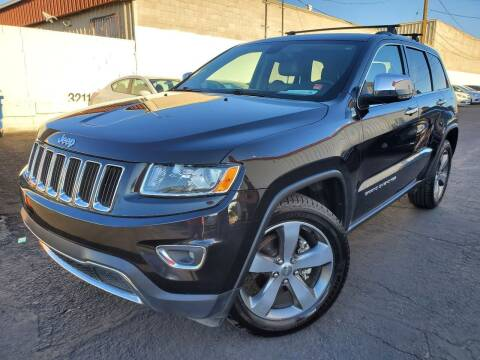 2014 Jeep Grand Cherokee for sale at Auto Center Of Las Vegas in Las Vegas NV