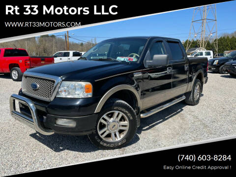 2005 Ford F-150 for sale at Rt 33 Motors LLC in Rockbridge OH