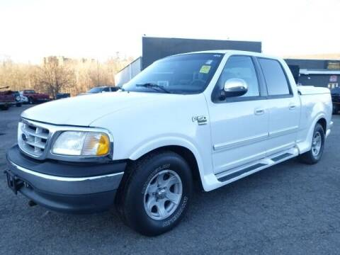 2002 Ford F-150 for sale at Simply Motors LLC in Binghamton NY