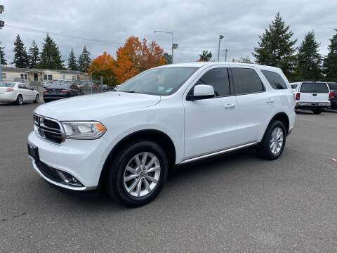 2014 Dodge Durango for sale at Vista Auto Sales in Lakewood WA