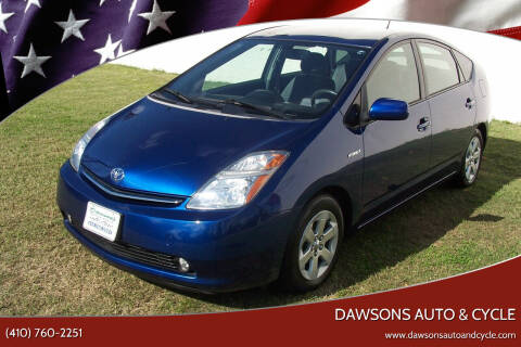 2008 Toyota Prius for sale at Dawsons Auto & Cycle in Glen Burnie MD