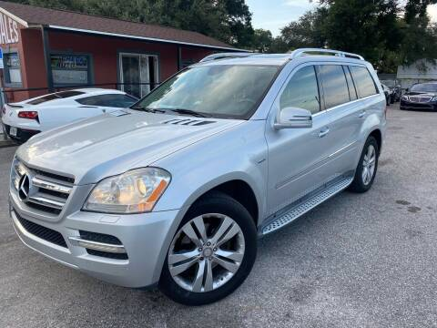 2012 Mercedes-Benz GL-Class for sale at CHECK AUTO, INC. in Tampa FL