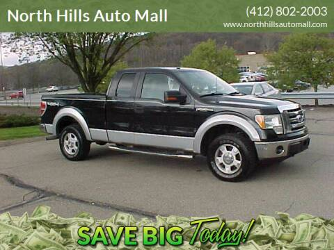 2010 Ford F-150 for sale at North Hills Auto Mall in Pittsburgh PA