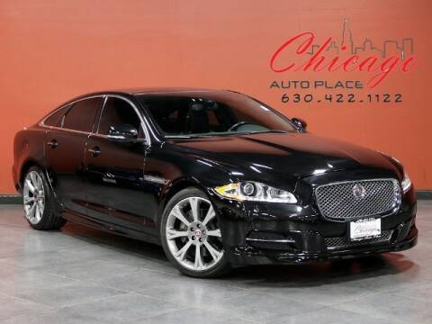 2015 Jaguar XJ for sale at Chicago Auto Place in Bensenville IL