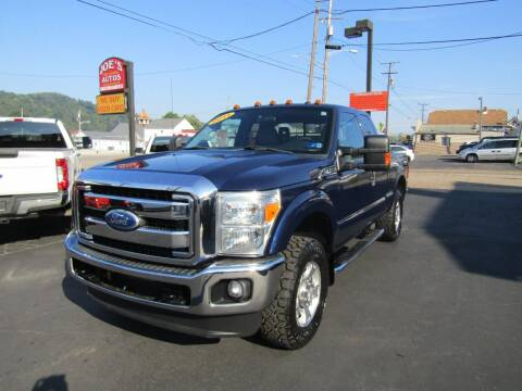 2011 Ford F-250 Super Duty for sale at Joe's Preowned Autos 2 in Wellsburg WV
