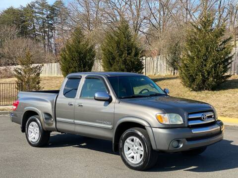 2004 Toyota Tundra for sale at Superior Wholesalers Inc. in Fredericksburg VA