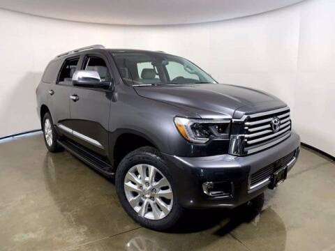 2021 Toyota Sequoia for sale at Smart Motors in Madison WI