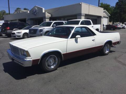 1979 Chevrolet El Camino for sale at Beutler Auto Sales in Clearfield UT