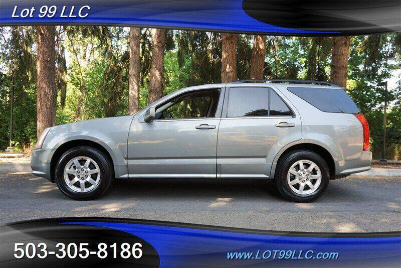 2006 Cadillac SRX for sale at LOT 99 LLC in Milwaukie OR