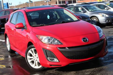 2011 Mazda MAZDA3 for sale at Dynamics Auto Sale in Highland IN