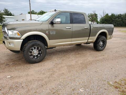 2014 RAM Ram Pickup 2500 for sale at TNT Auto in Coldwater KS
