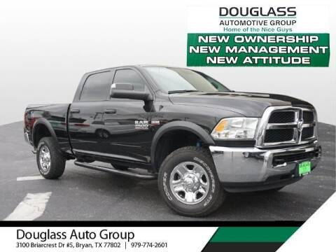 2018 RAM Ram Pickup 2500 for sale at Douglass Automotive Group in Central Texas TX