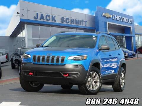2020 Jeep Cherokee for sale at Jack Schmitt Chevrolet Wood River in Wood River IL