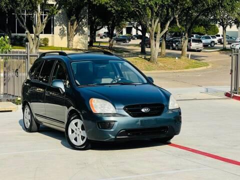 2009 Kia Rondo for sale at Texas Drive Auto in Dallas TX