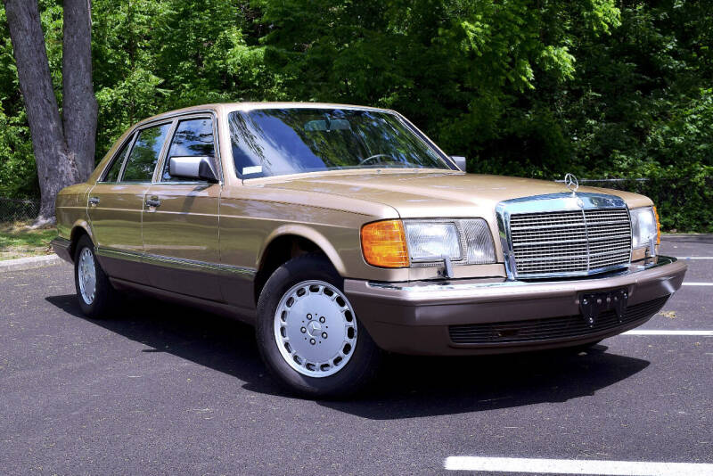 1987 Mercedes-Benz 420-Class for sale at Bill Dovell Motor Car in Columbus OH