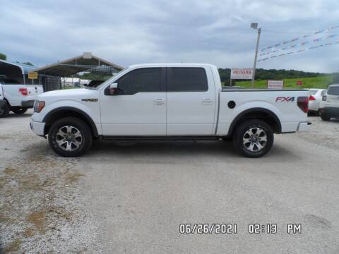 2012 Ford F-150 for sale at Town and Country Motors in Warsaw MO