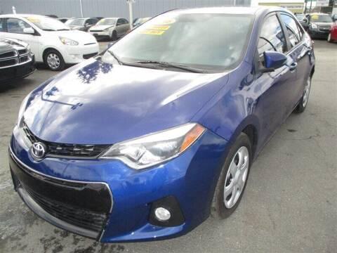2016 Toyota Corolla for sale at GMA Of Everett in Everett WA