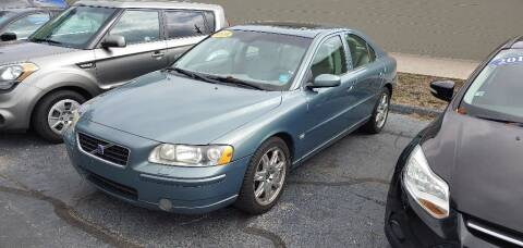 2005 Volvo S60 for sale at Port City Cars in Muskegon MI