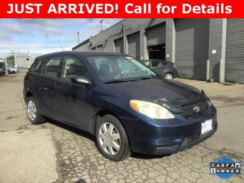 2004 Toyota Matrix for sale at Toyota of Seattle in Seattle WA