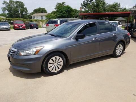 2011 Honda Accord for sale at Nile Auto in Fort Worth TX