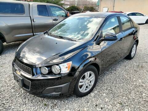 2012 Chevrolet Sonic for sale at KRIS RADIO QUALITY KARS INC in Mansfield OH