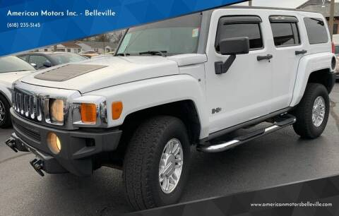 2007 HUMMER H3 for sale at American Motors Inc. - Belleville in Belleville IL