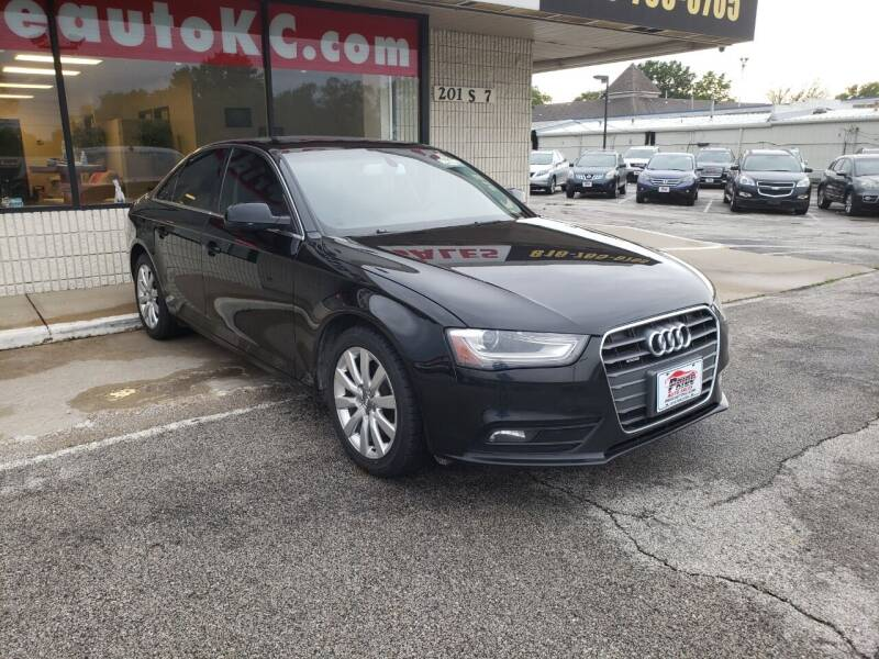 2013 Audi A4 for sale in Blue Springs, MO