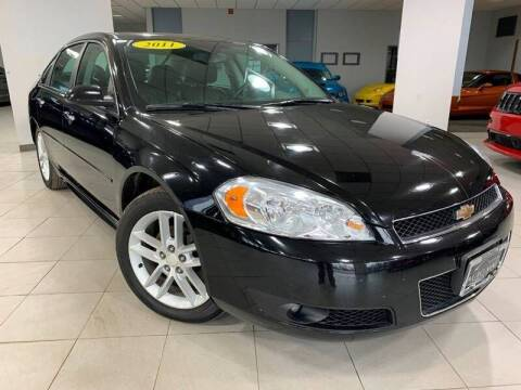 2012 Chevrolet Impala for sale at Cj king of car loans/JJ's Best Auto Sales in Troy MI