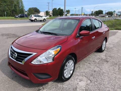 2018 Nissan Versa for sale at Reliable Motor Broker INC in Tampa FL