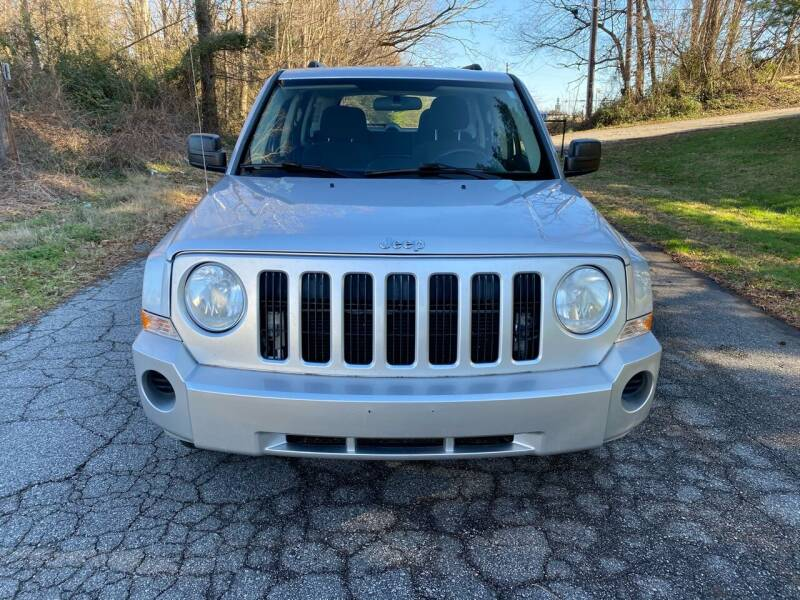 2010 Jeep Patriot for sale at Speed Auto Mall in Greensboro NC