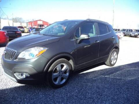 2016 Buick Encore for sale at PICAYUNE AUTO SALES in Picayune MS